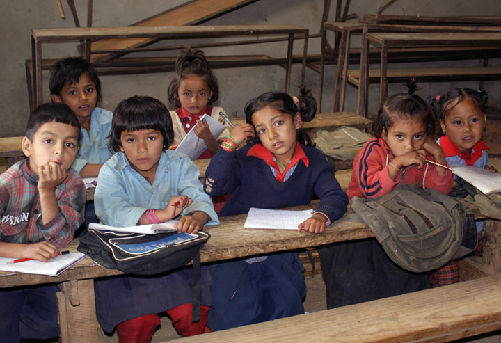 """Support-A-Child"" Help Child Go To School & Study"