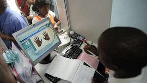 Biometrics, Mercy Chipeta