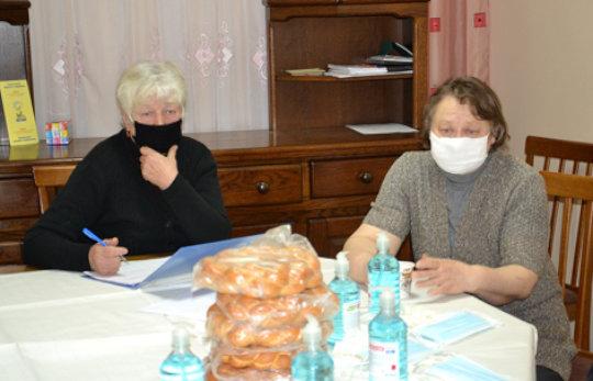 Galina & Feodora Explain Procedures