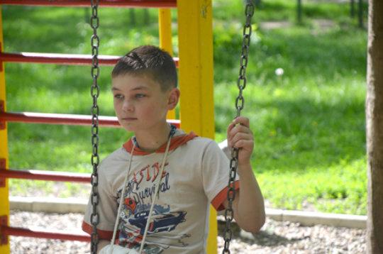 Vladislav on Swing