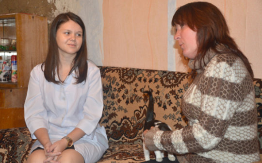 Olga & Anna Discuss How Different Drugs Helped