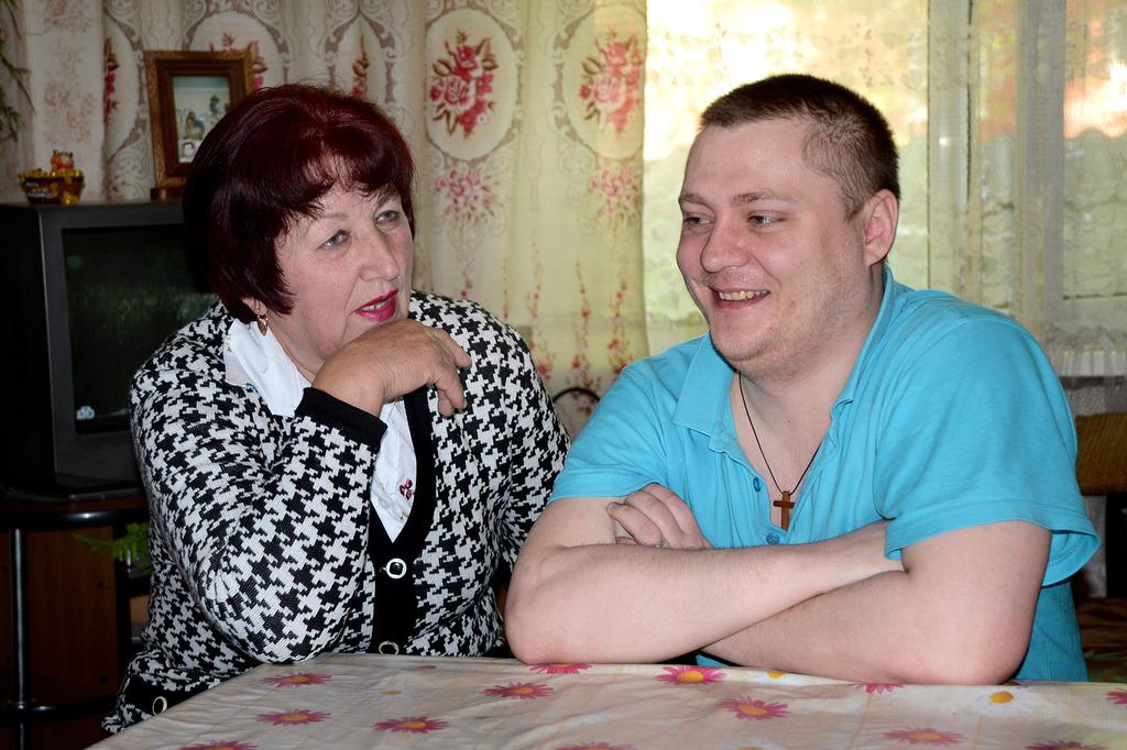 Alexandr & Galina