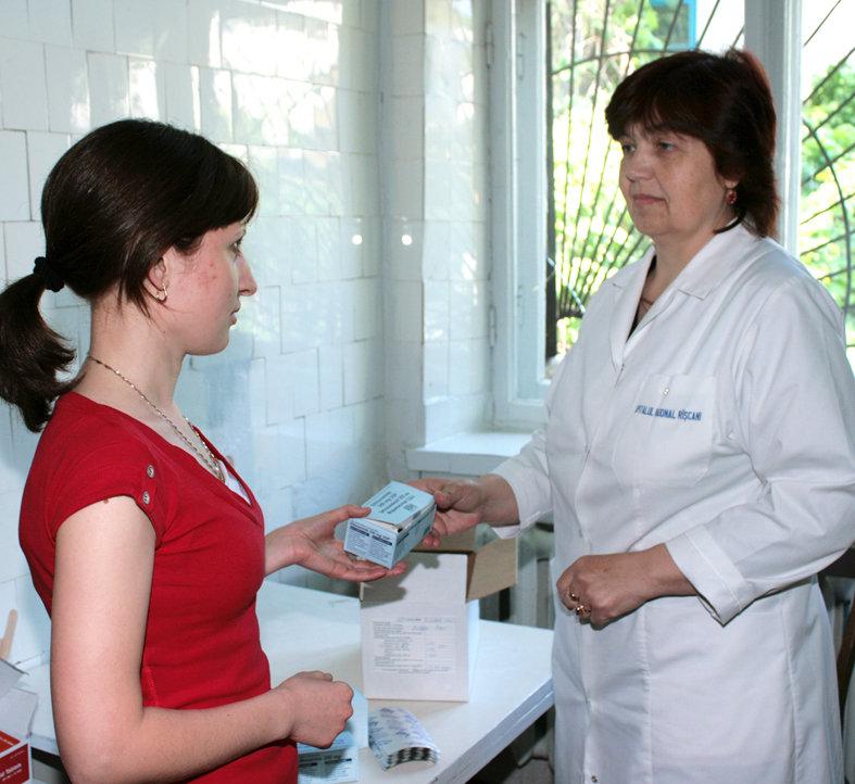 Irina & Dr. Bulgari