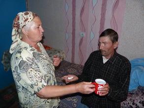 Iulia and Petru