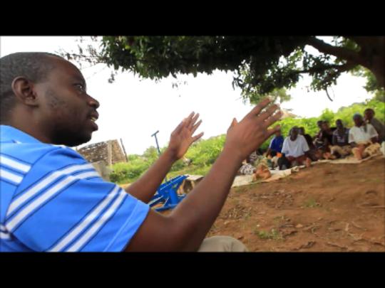 Pastor Kebby Lyanapu