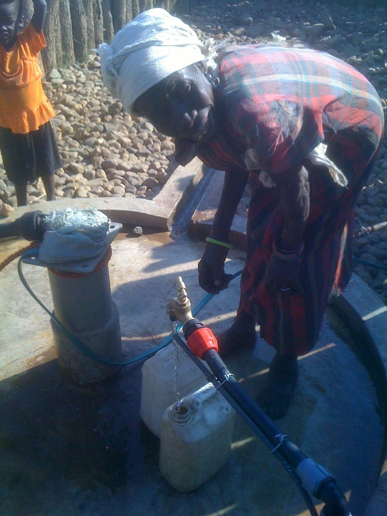 Clean water, thriving gardens: Zambian Abundance!