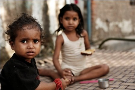 Children of a beneficiary