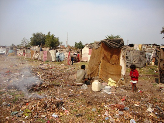 Living conditions in areas where OpASHA works