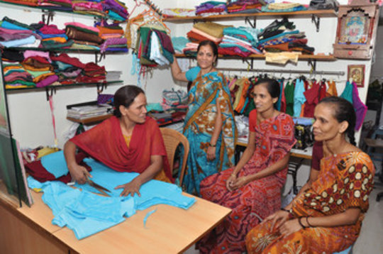 Microloans Create Opportunities for Indian Women