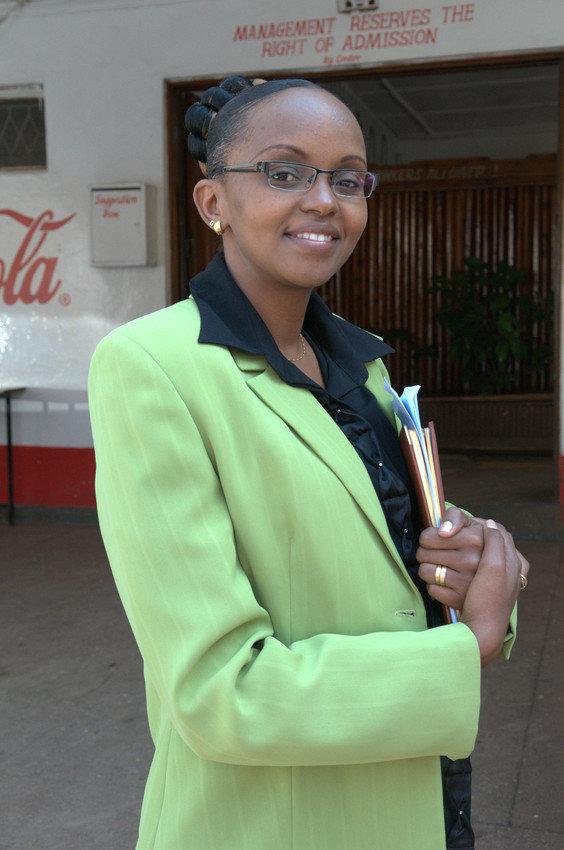 Opportunity Kenya CEO Lydia Njoroge