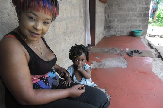 Health Care for 50 HIV positive children in Zambia