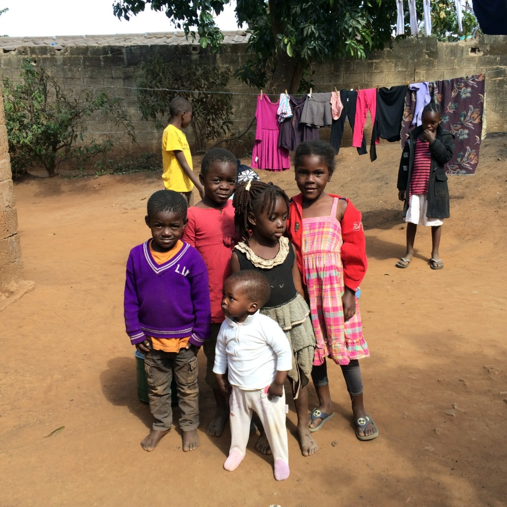 Children in our program