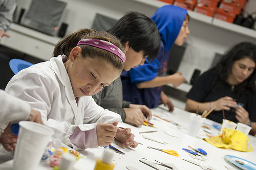 Social Inclusion through arts