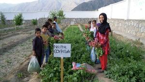 The Baharak Children's Garden