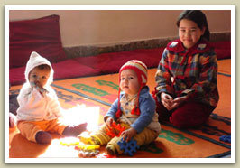 Provide Care for Afghanistan's Abandoned Children