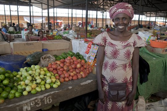 Help Women in Rwanda Fight Against Poverty