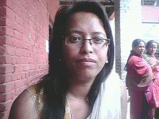 Alina Shrestha, aged 29