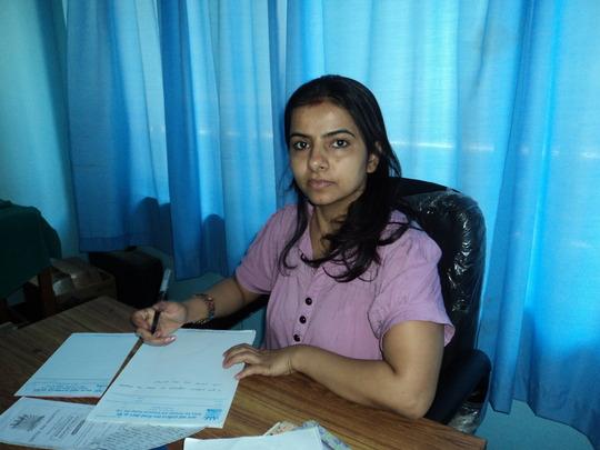 Dr Ranju Sharma, Gynaecologist, Satya Sai Hospital