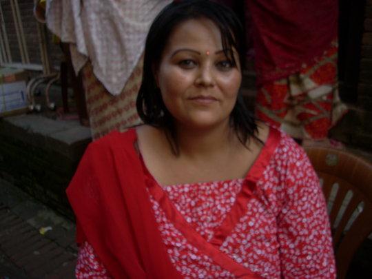 Ganga Awal -  Age : 37  - Nepal