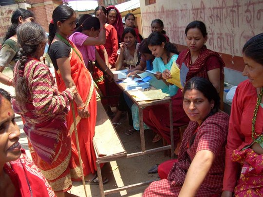 Screen 1000 Nepali Women for Important Cancers
