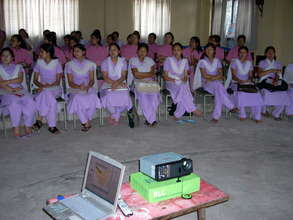 Cancer awareness training for health professionals