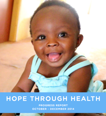 Help 100 Babies Be Born HIV-Free in Togo