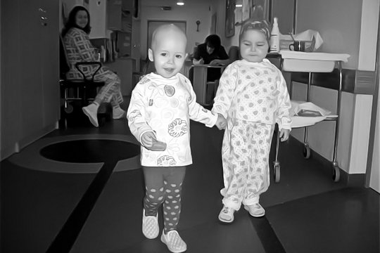 Let's Help More Than 100 Children with Cancer