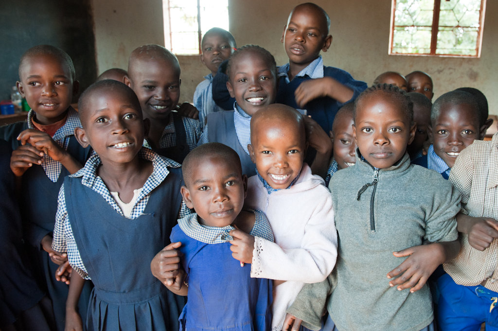 Keeping Kenyan Kids in School!