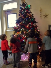 Holiday Giving at the West