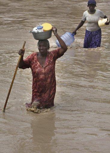 Emergency Hurricane Response in Haiti