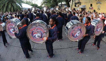 IAC Marching band