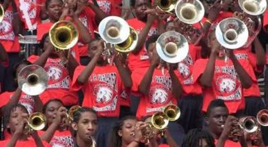 O Perry Walker Marching Band