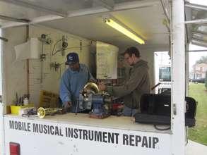 The Horn Docter Instrument Repair