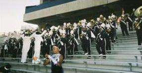 Huntington High School Marching Band