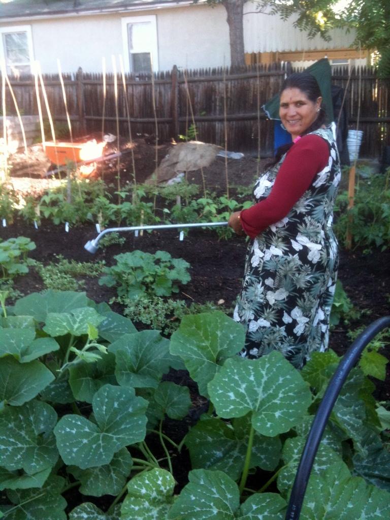 Community Steward Farmer Nahrmaya
