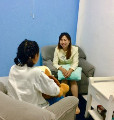 Individual counseling is benefitting students.