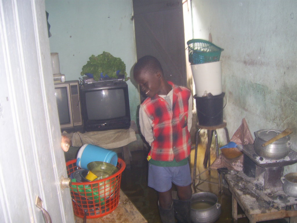 Improve quality of life for 500 children in Togo