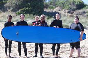 2014 Youth Surfing Group