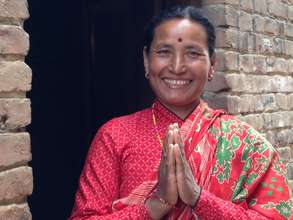 Namaste! Greetings at a Bungamati Home-Stay!
