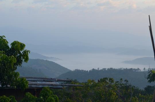 The Hills of Baan Huay Kaew, Chiangrai