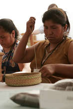 Traditional crafts can produce income