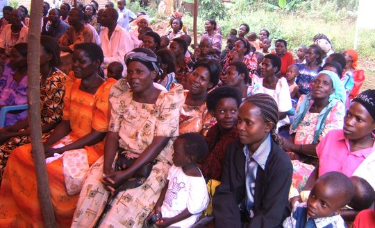 Training for over 200 Vulnerable Women in Uganda