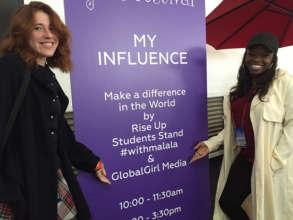GlobalGirls at GirlFest, San Francisco, 2016