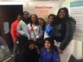 GGM Chicago at StoryCorps