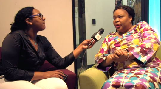 Interview with Nobel Laureate Gbowee
