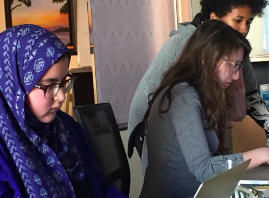 Morocco GlobalGirls Blogging