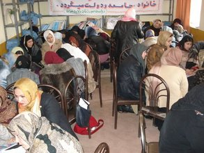 AIL Herat Group Work in Leadership Workshop