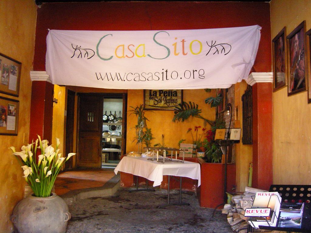 CasaSito Scholarship Gathering Venue
