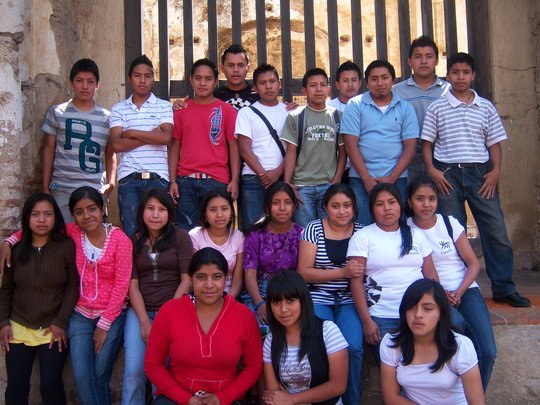 Group of Scholarship Students