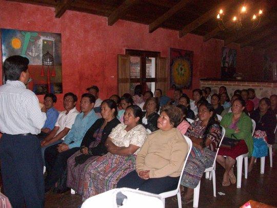 Workshops for Parents